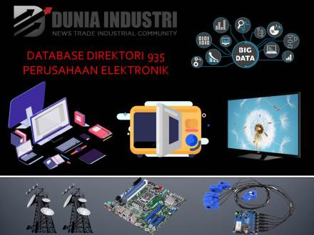 "<span itemprop=""name"">Database Direktori 935 Perusahaan Elektronik di Indonesia</span>"