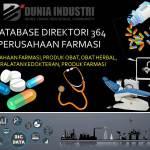Database Direktori 364 Perusahaan Farmasi, Obat, Alat Kesehatan di Indonesia