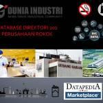 Database Direktori Spesifik 202 Perusahaan Rokok di Indonesia (Update 2020)