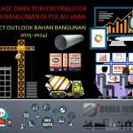 Database Direktori Distributor Bahan Bangunan di Pulau Jawa (Market Outlook Bahan Bangunan 2015-2024)