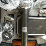 Mic Wireless Shure PGX 242 BETA 58
