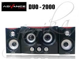 Speaker Aktif Multimedia ADVANCE M-2000