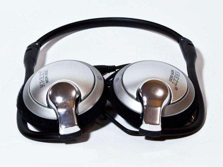 Headphone Krezt MDR 5520