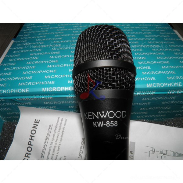 Mic Kabel Kenwood KW 858