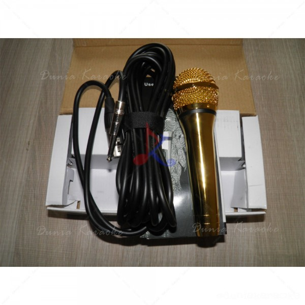 Mic Kabel SR 50 Gold Edition