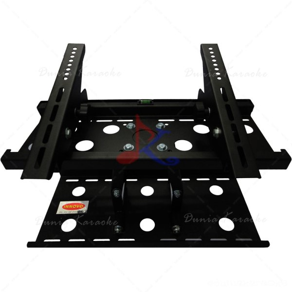 "Bracket TV Innovo WB 117 <ul> <li>TV size : 23"" - 42""</li> <li>LOad Capacity : 65 kg</li> <li>Vesa Size : 500 x 400 mm</li> </ul> Bracket TV Innovo WB 117"