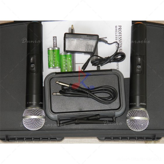 Mic Wireless Shure PGX 4s
