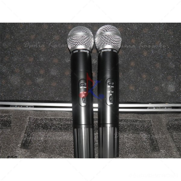 Mic Wireless Shure UT 42 SM 58