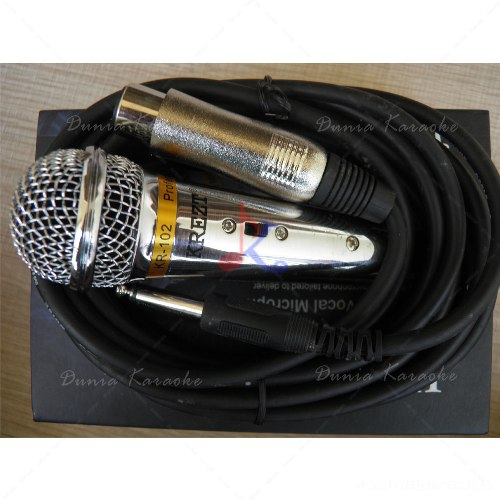 Mini Mic Kabel Krezt KR 102
