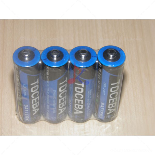 Baterai AA Toceba 1,5v UM-3 R6 Full Power Battery