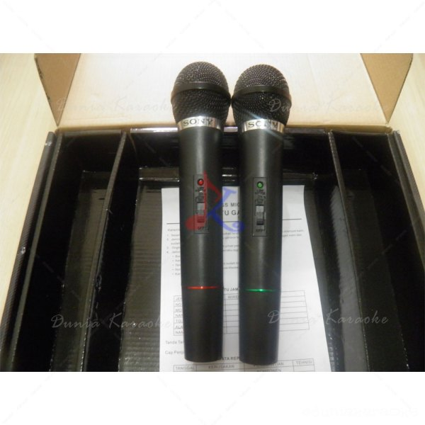 Mic Wireless Sony SN 66