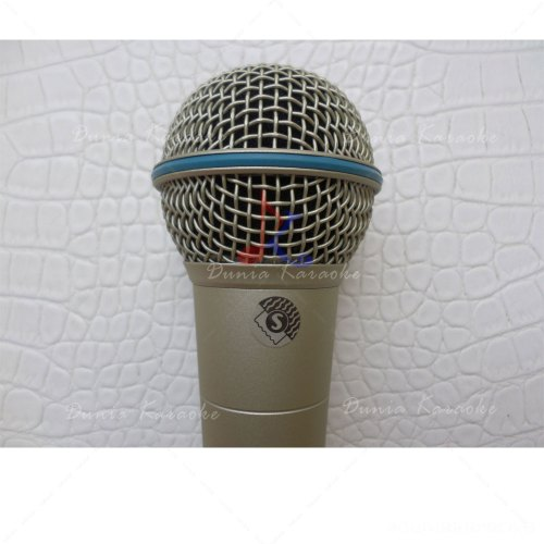 Microphone Kabel Shure Beta 58A Sixtyears Edition Vocal Wire Microphone