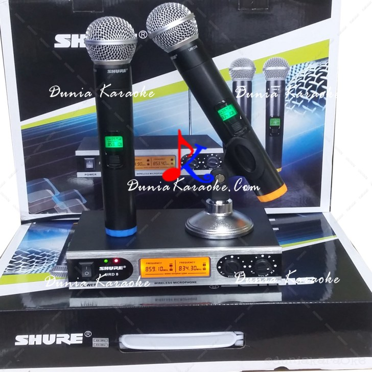 Microphone Wireless Shure URD 8