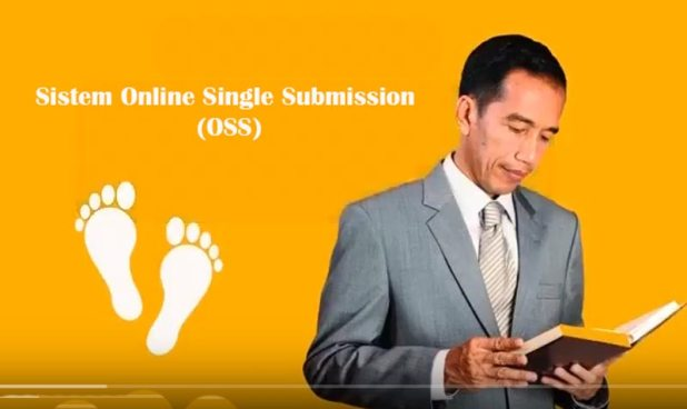 Sistem Online Single Submission (OSS)