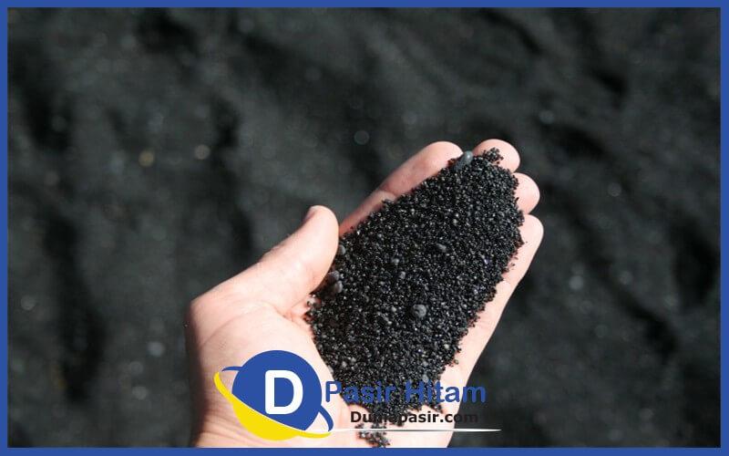 pasir hitam