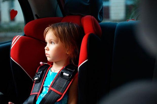 silla de niño para coche