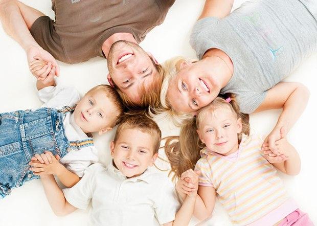 familias felices