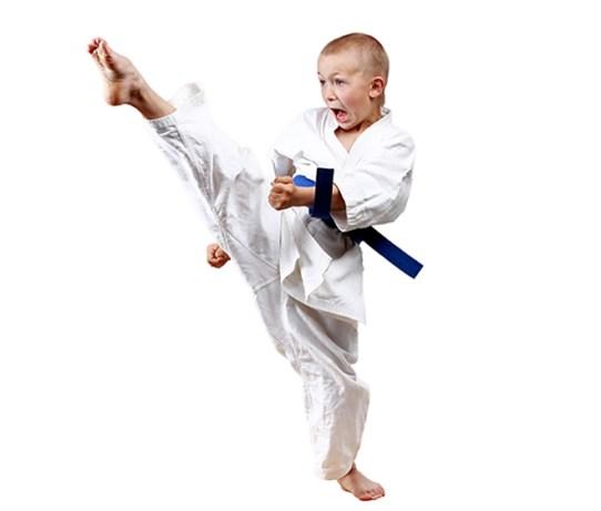 karate para niños