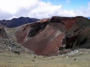 The Red Crater