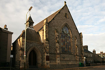 St John the Baptist's, Perth