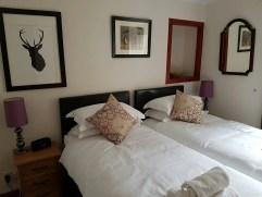 Bedroom 1, Dunkeld Self Catering Birnam Holiday Cottage