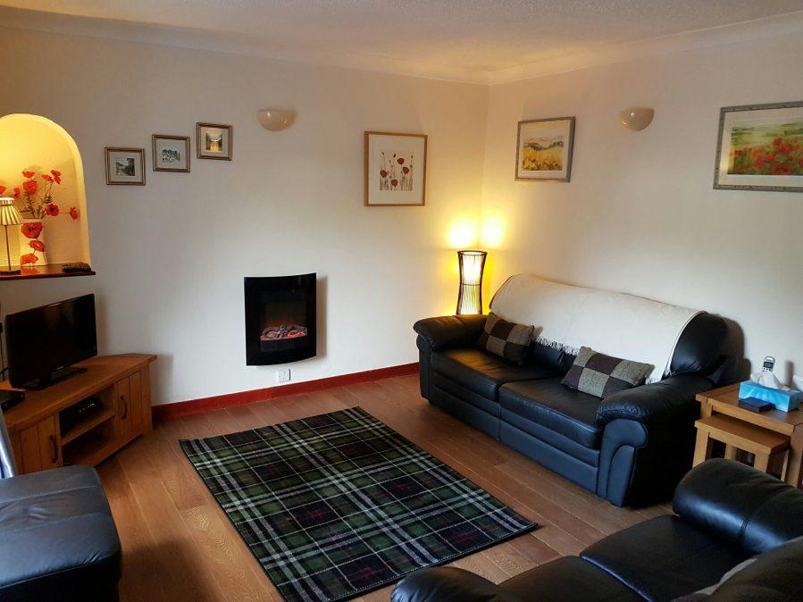 Living Room 2, Dunkeld Self Catering Birnam Holiday Cottage
