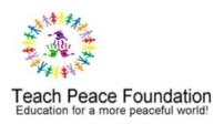 Day 84: Teach Peace Foundation