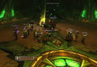 Antorus-Mythic Antoran High Command - 18.12.17