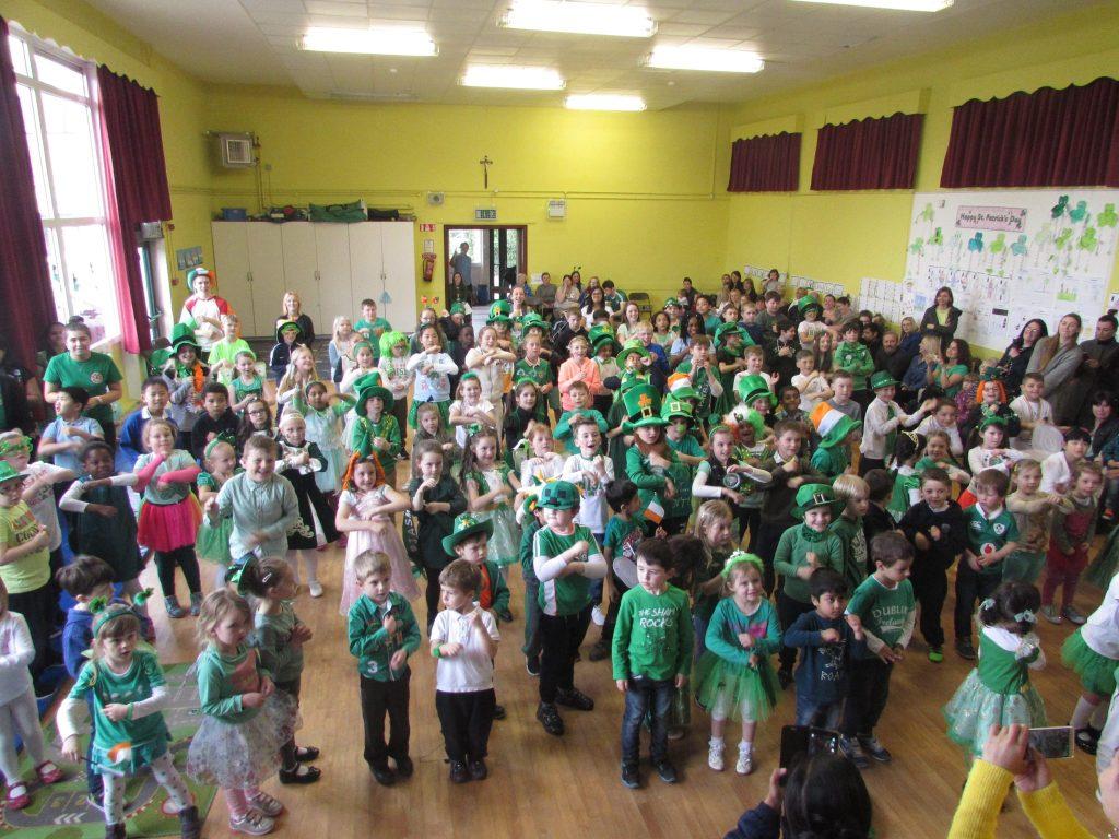 Céile St. Patrick's Day