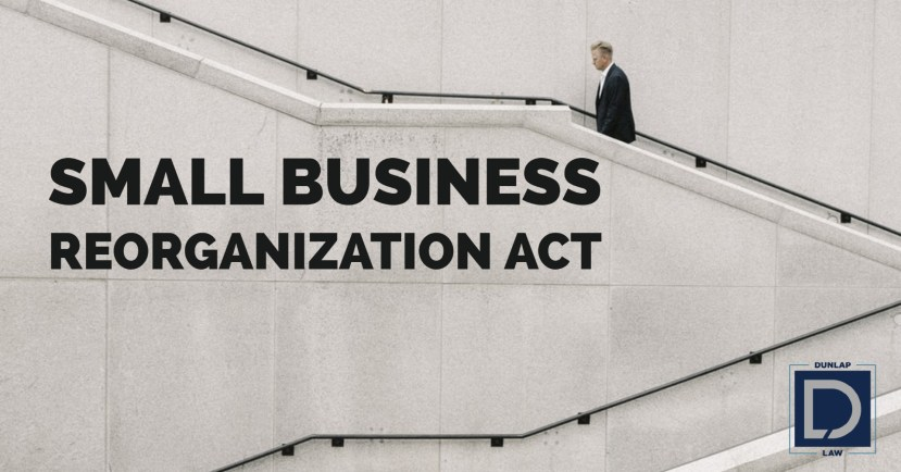 Small Business Reorganization Act