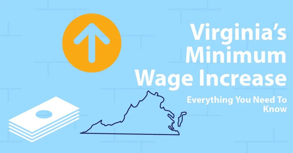 What is Virginia's Minimum Wage