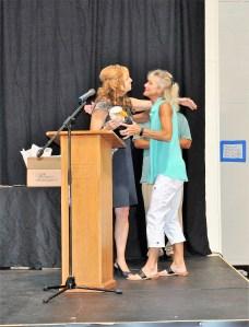 CFCA Eagles bestow honors