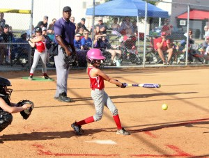 Western takes two wins in 10-U district softball