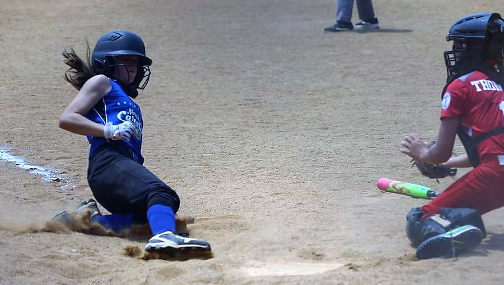 Dunn softball teams start play in Dixie Youth World Series with wins