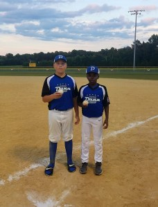 Dunn Majors All-Stars top West Robeson