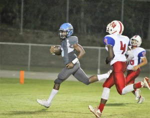 Overhills turns back WH, 34-3