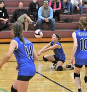 Coats-Erwin takes soccer, volleyball victories
