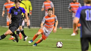 Duke takes 2-0 soccer win over Camels