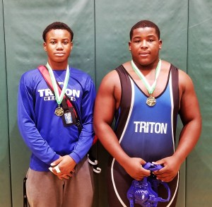 Hawk wrestlers earn runner-up honors in event at Green Hope