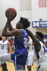 Triton boys down host Midway, 71-60, as Burnett has 19 points