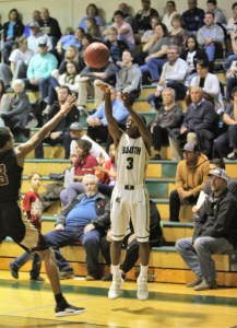South Johnston boys improve to 12-1 with 81-59 win over Central