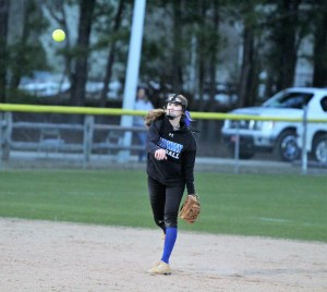 Midway softball tops Central