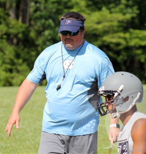 McGee to coach football at Overhills as Kirk retires