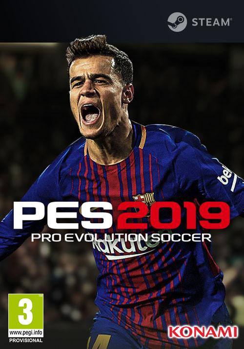 t u00e9l u00e9charger pro evolution soccer 2019 complet sur pc