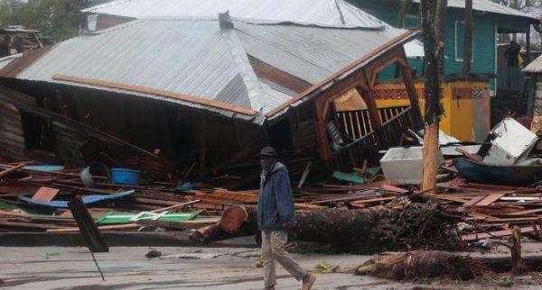 Ураган «Йота»: погибли уже почти сорок человек