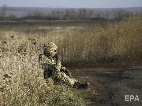 Боевики 29 декабря семь раз нарушали режим тишины на Донбассе – штаб ООС