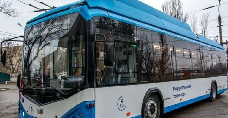 Дорога открыта: в центре Мариуполя возобновили движение транспорта. Новости Мариуполя и Донбасса |