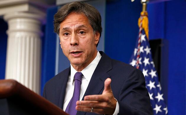 Энтони Блинкен – кандидат в госсекретари США готов предоставить Украине летальное оружие
