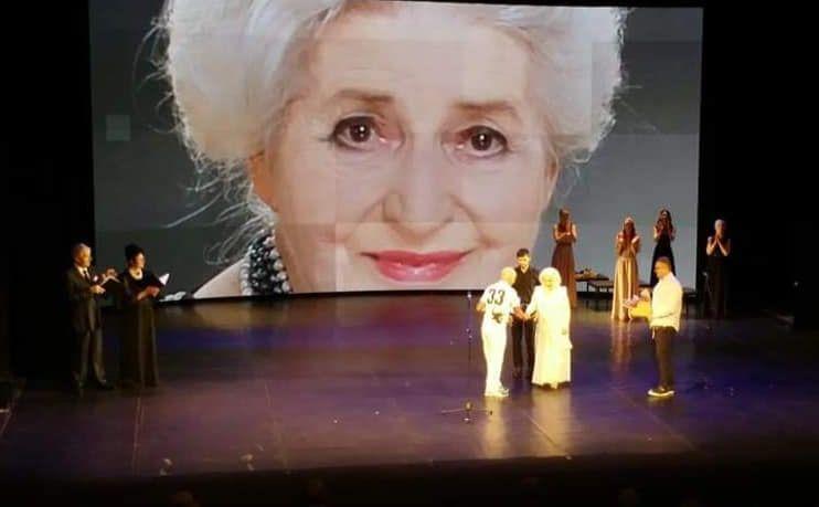 Київська актриса відзначила 93роки – Новости Киева