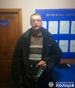 На Николаевщине полиция задержала мужчину, который пьяным угнал у рыбака ВАЗ, а потом бросил авто в лесополосе